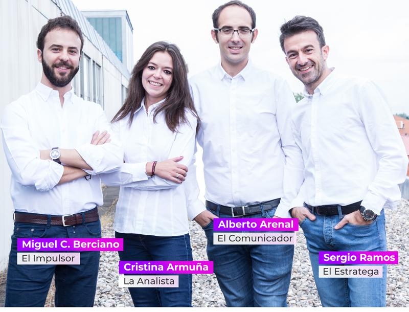 El equipo de Business ADN