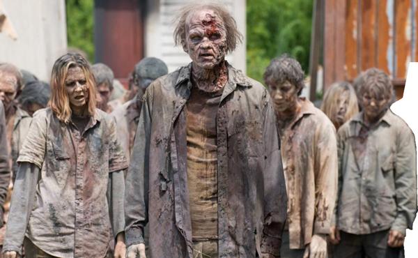 Rastrea a unos zombies