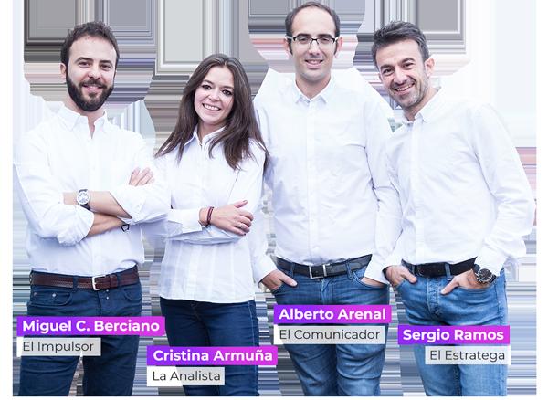 El equipo de BusinessADN